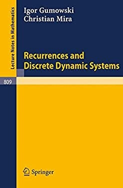 Recurrences and Discrete Dynamic Systems 9783540100171