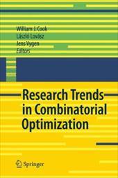Research Trends in Combinatorial Optimization: Bonn 2008