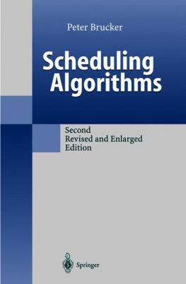 Scheduling Algorithms 9783540641056