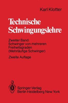 Schwinger Von Mehreren Freiheitsgraden (Mehrlaufige Schwinger) 9783540106265