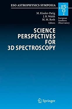 Science Perspectives for 3D Spectroscopy 9783540734901