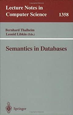Semantics in Databases 9783540641995
