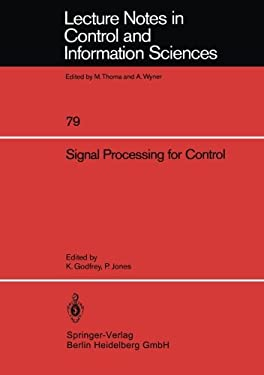 Signal Processing for Control 9783540165118