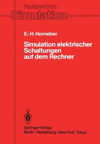 Simulation Elektrischer Schaltungen Auf Dem Rechner 9783540157359