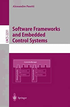 Software Frameworks and Embedded Control Systems 9783540431893