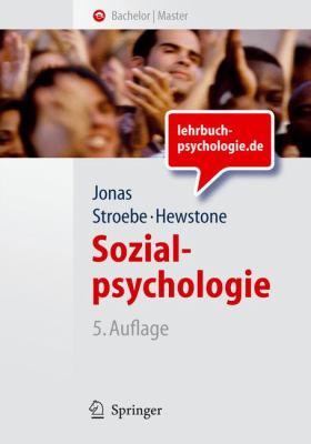 Sozialpsychologie: Eine Einf Hrung 9783540716327