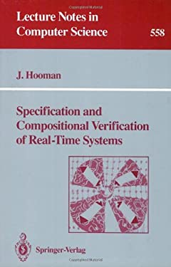 Specification and Compositional Verification of Real-Time Systems 9783540549475