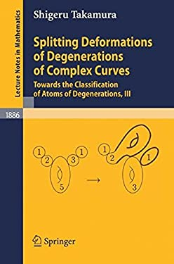 Splitting Deformations of Degenerations of Complex Curves: Towards the Classification of Atoms of Degenerations, III