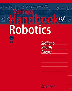 Springer Handbook of Robotics [With DVD ROM]