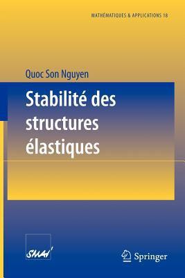 Stabilit Des Structures Lastiques 9783540589273