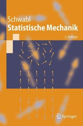 Statistische Mechanik 9783540310952