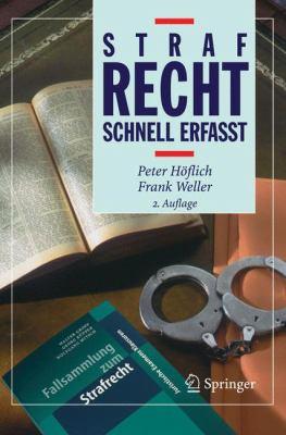 Strafrecht - Schnell Erfasst 9783540001270