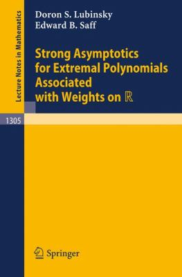 Strong Asymptotics for Extremal Polynomials Associated with Weights on R
