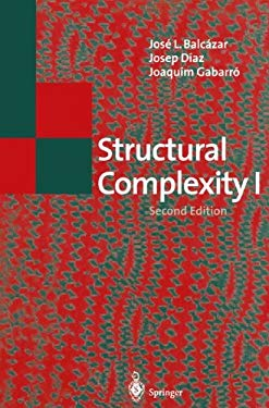 Structural Complexity I 9783540583844