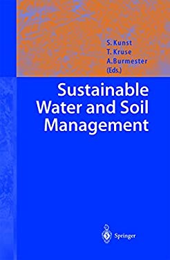 Sustainable Water and Soil Management 9783540424284