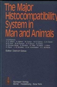 The Major Histocompatibility System in Man and Animals 9783540080978