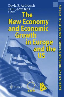 The New Economy and Economic Growth in Europe and the Us 9783540431794