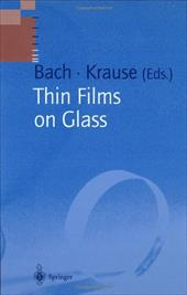 Thin Films on Glass 7966089