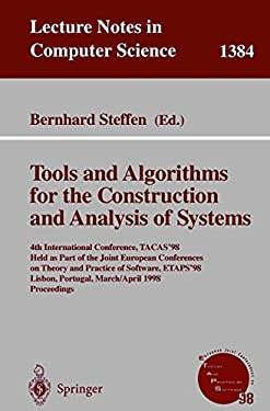 Tools and Algorithms for the Construction and Analysis of Systems: 4th International Conference, Tacas'98, Held as Part of the Joint European Conferen 9783540643562