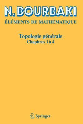 Topologie G N Rale: Chapitres 1 4 9783540339366
