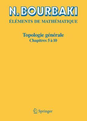 Topologie G N Rale: Chapitres 5 10 9783540343998