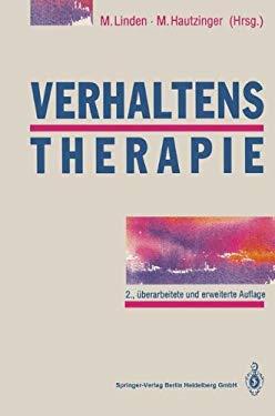Verhaltenstherapie: Techniken Und Einzelverfahren 9783540562023