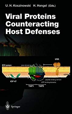 Viral Proteins Counteracting Host Defenses 9783540432616