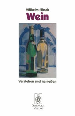 Wein: Verstehen Und Genie En 9783540570875