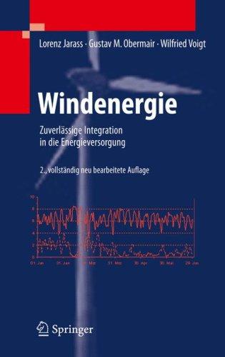 Windenergie: Zuverlassige Integration In die Energieversorgung 9783540852520