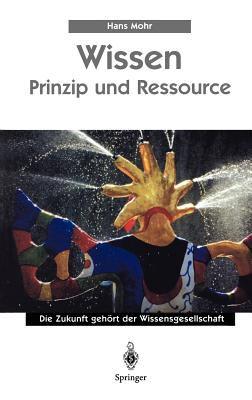 Wissen - Prinzip Und Ressource 9783540660309