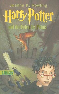 Harry Potter Und der Orden Des Phonix 9783551354051