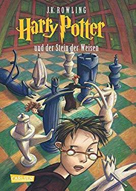 Harry Potter und der Stein des Weisen = Sorcerers Stone 9783551551672