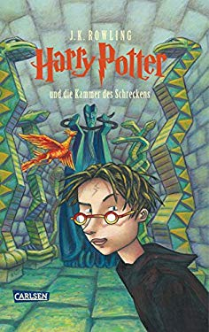 Harry Potter und die Kammer des Schreckens = Harry Potter and the Chamber of Secrets 9783551551689