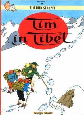 Tim Und Struppi/Tim in Tibet 9783551732392
