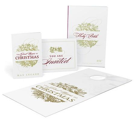 Share the Good News of Christmas Kit, ESV Bible