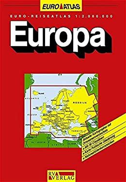 Euro-Reiseatlas 1:2 Mio 9783575228543
