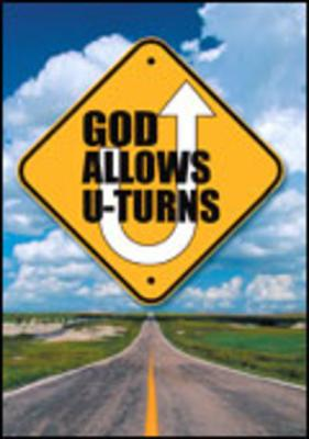 God Allows U-Turns: 25-Pack Tracts