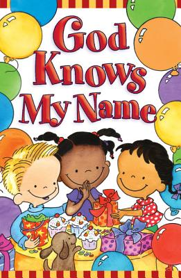 God Knows My Name: 25-Pack Tracts