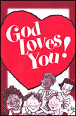 God Loves You!: 25-Pack Tracts