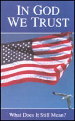 In God We Trust: 25-Pack Tracts