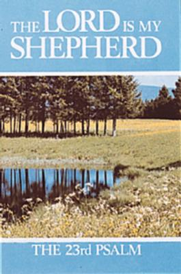 Lord Is My Shepherd: 25-Pack Tracts 0663575723295
