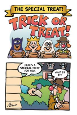Special Treat: 25-Pack Tracts