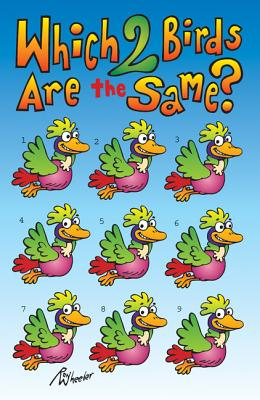 Which 2 Birds Are the Same?