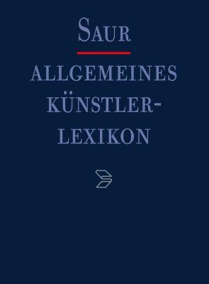 Die Bildenden Kunstler Aller Zeiten Und Volker 9783598227974