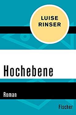 Hochebene - Rinser, Luise