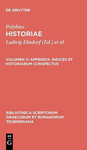 Polybius: Historiae 9783598717192