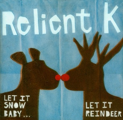 Let It Snow Baby... Let It Reindeer 0093624983194