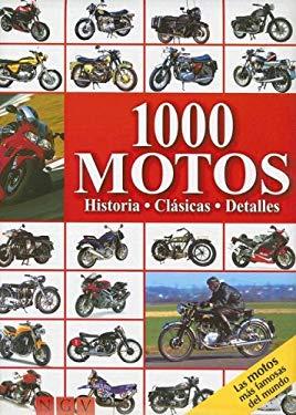 1000 Motos: Historia, Clasicas, Detalles 9783625000341