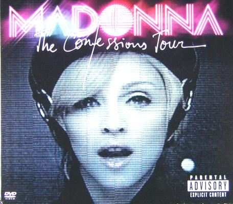 Confessions Tour CD/MVD St 0093624448921