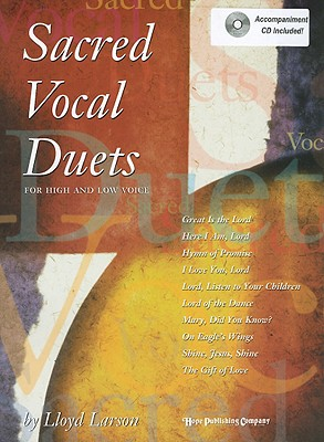 Sacred Vocal Duets [With Accompaniment CD]